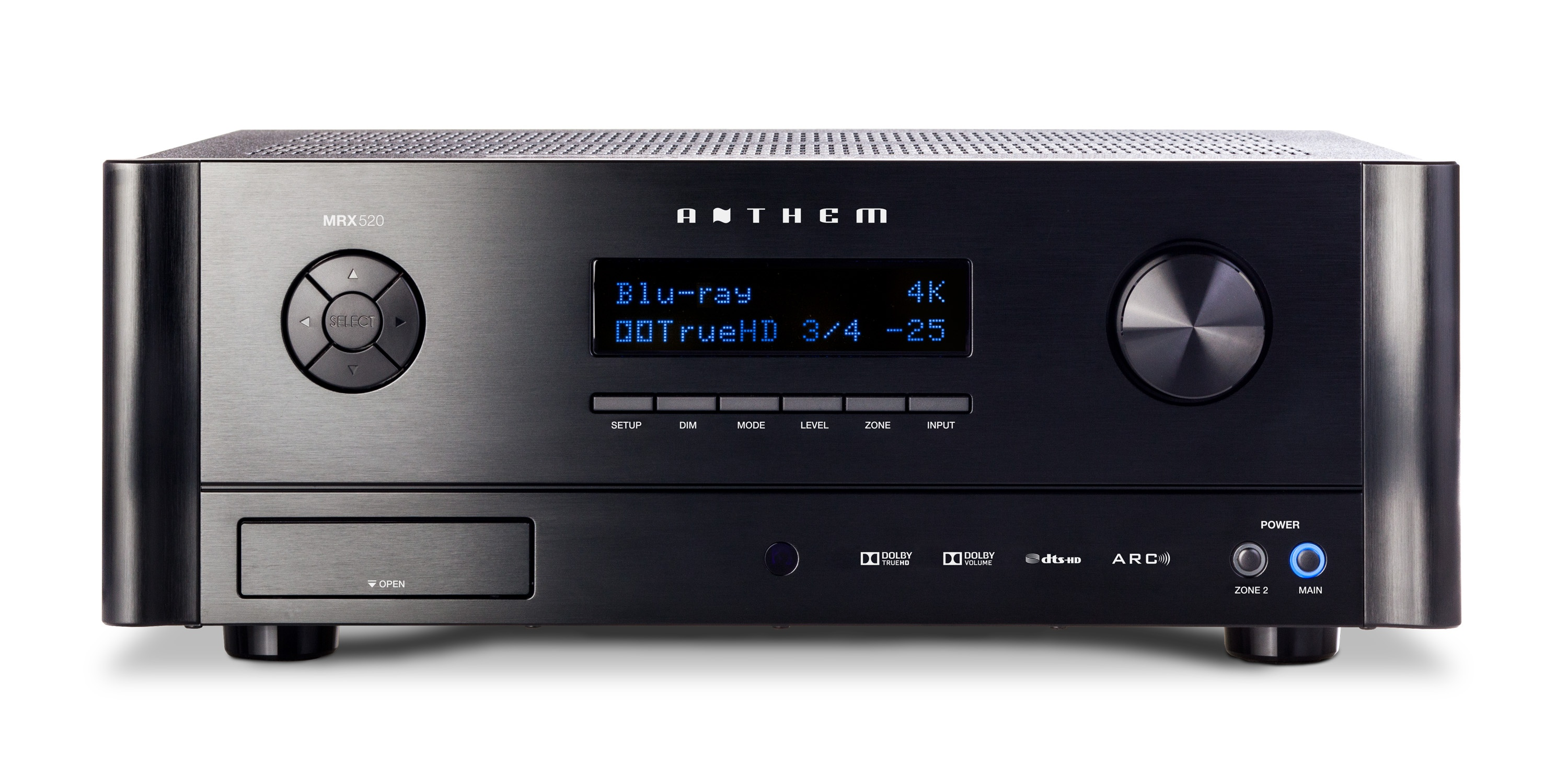 Ampli Anthem Performance MRX 520