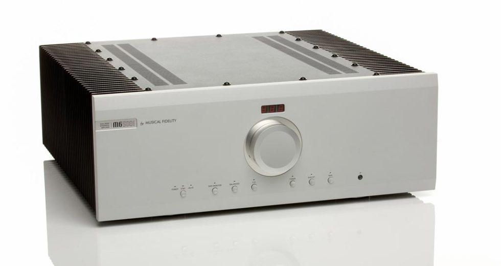 Ampli tích hợp Musical M6500i cho công suất lớn 500W/kênh