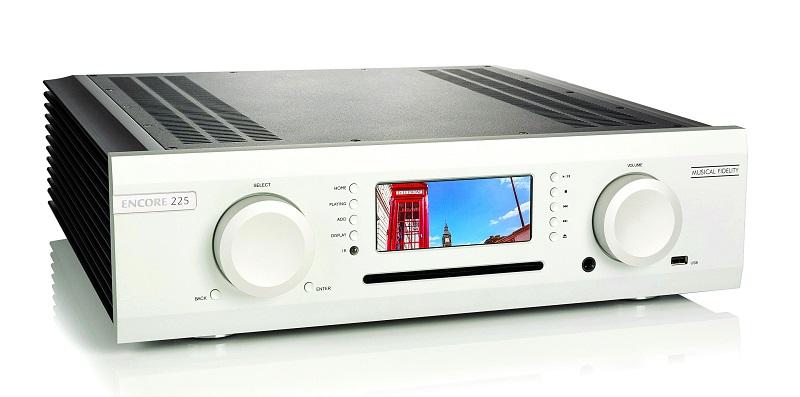 Ampli Musical M6 Si chất lượng cao cho hệ thống dàn âm thanh tại gia