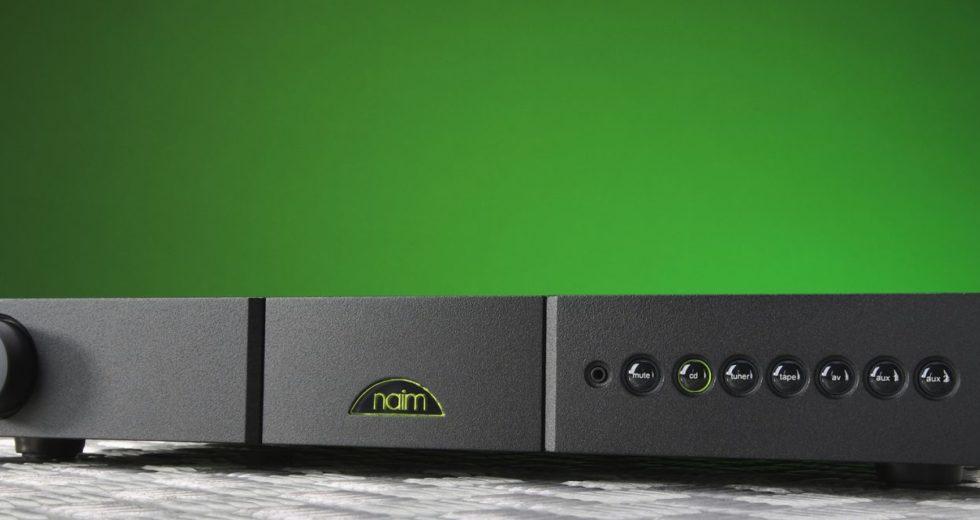 Không gian nghe nhạc ấn tượng nhờ ampli Naim NAIT XS 2
