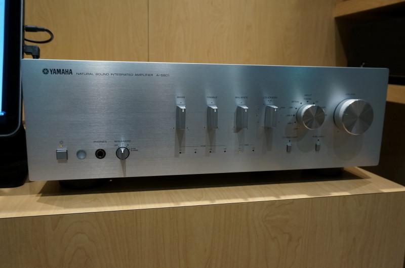 ampli Yamaha A-S301 dep
