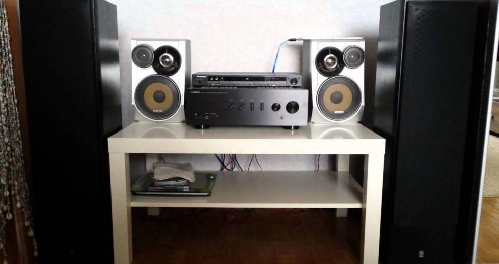 Ampli tích hợp đa năng, hiện đại đến từ thương hiệu Yamaha – Ampli Yamaha A-S301