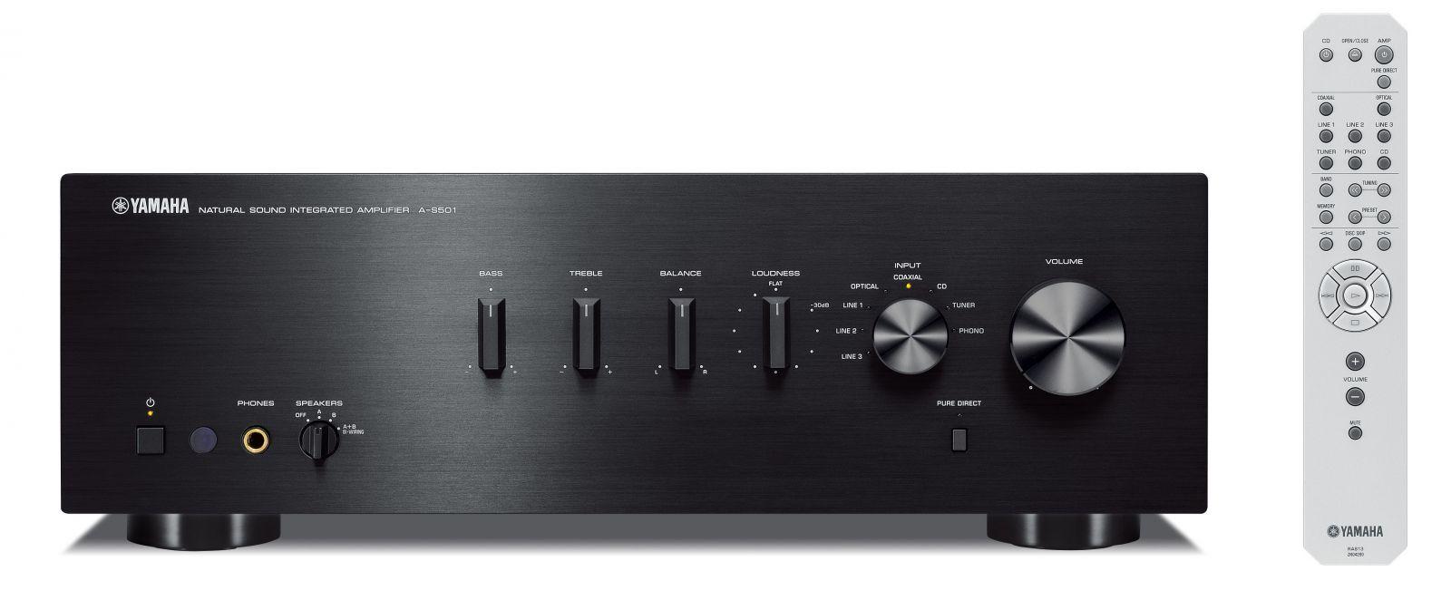 Ampli Yamaha A-S501