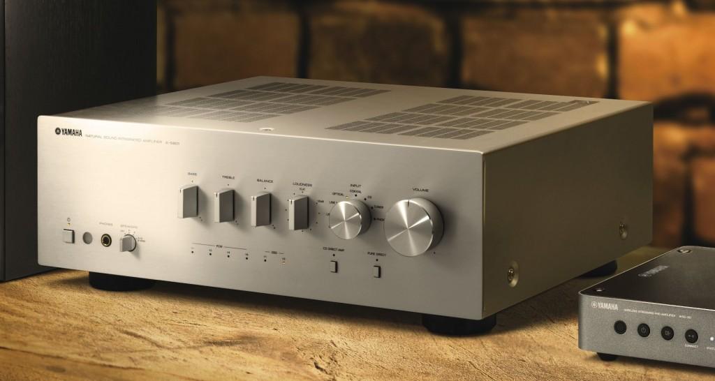 Ampli Yamaha A-S801 tot