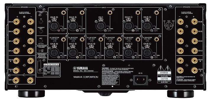 Power ampli Yamaha MX-A5000 mat sau