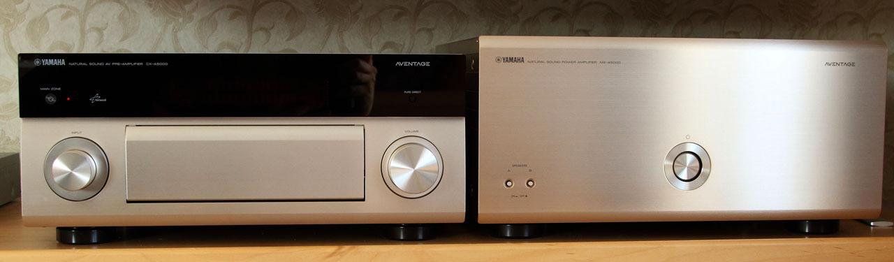 Power ampli Yamaha MX-A5000 chat