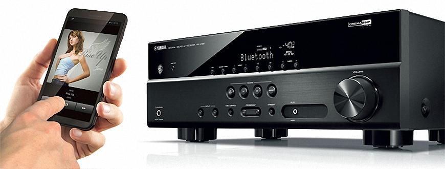 Ampli Yamaha RX-V381 tot