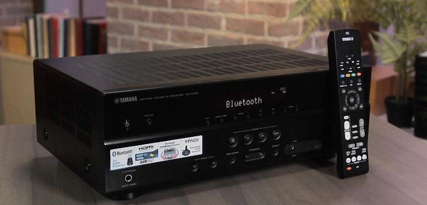 Ampli Yamaha RX-V381 dep