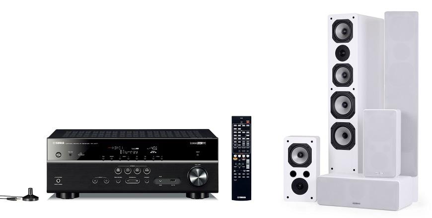 ampli Yamaha RX-V481 dep