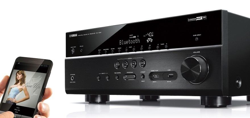 ampli Yamaha RX-V481 chat