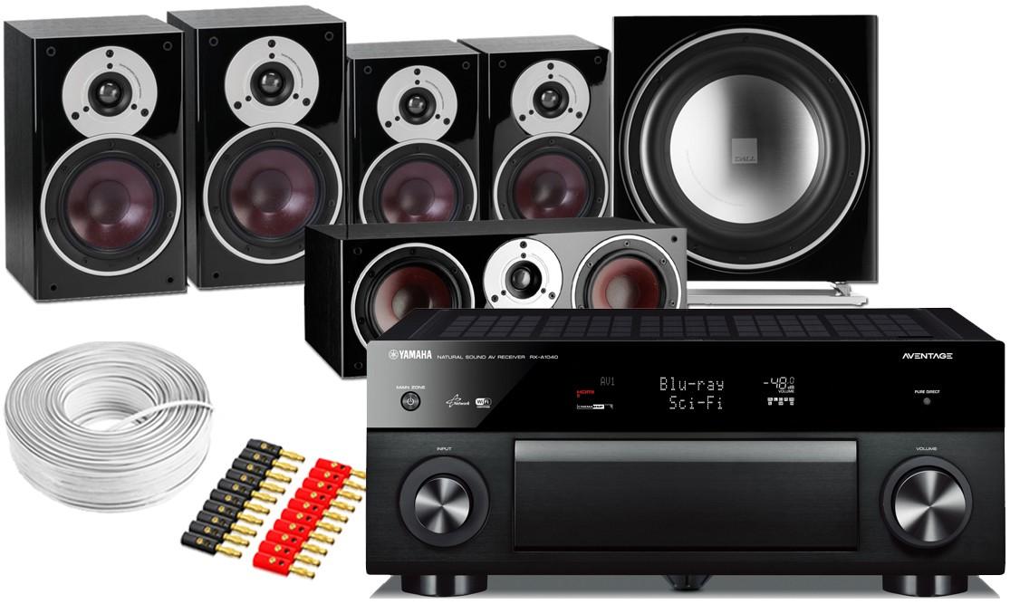 ampli Yamaha RX-A1060 dep