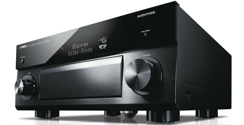 Trải nghiệm hiệu suất âm thanh chất lượng của mẫu ampli Yamaha RX-A3060