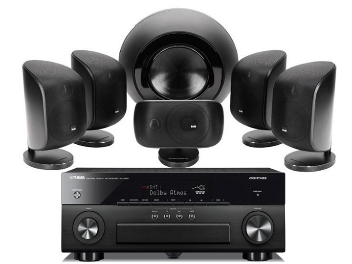 ampli Yamaha RX-A860 chat