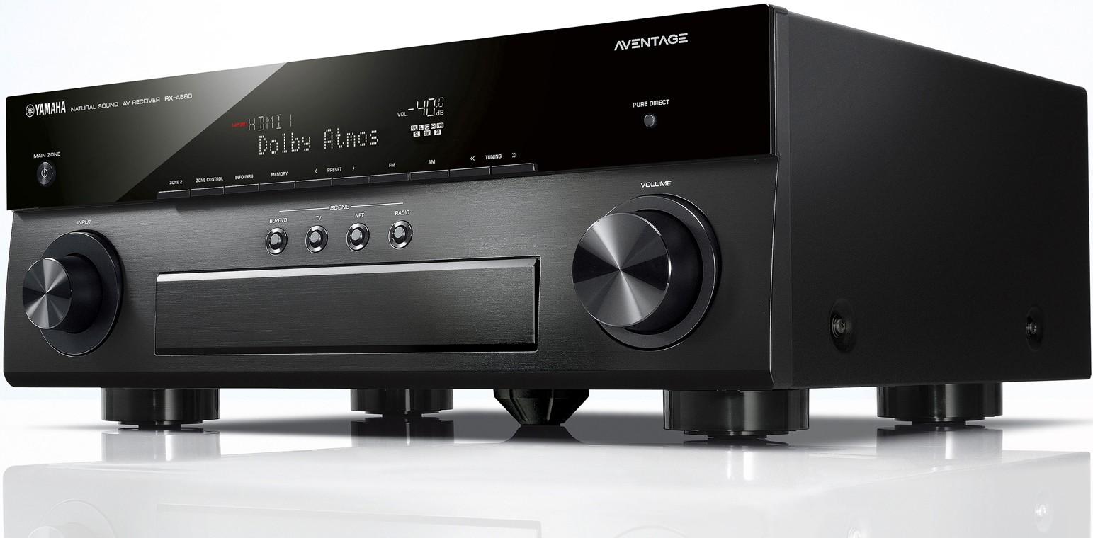 ampli Yamaha RX-A860 dep