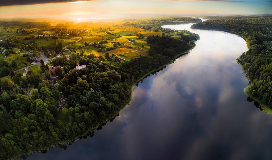 Điểm cuốn hút của đất nước Đông Âu – Litva