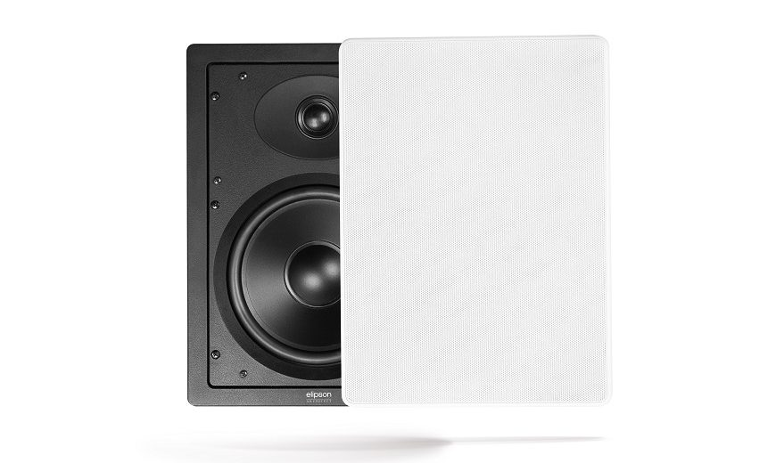 Elipson giới thiệu tới audiophile mẫu loa Elipson IW8