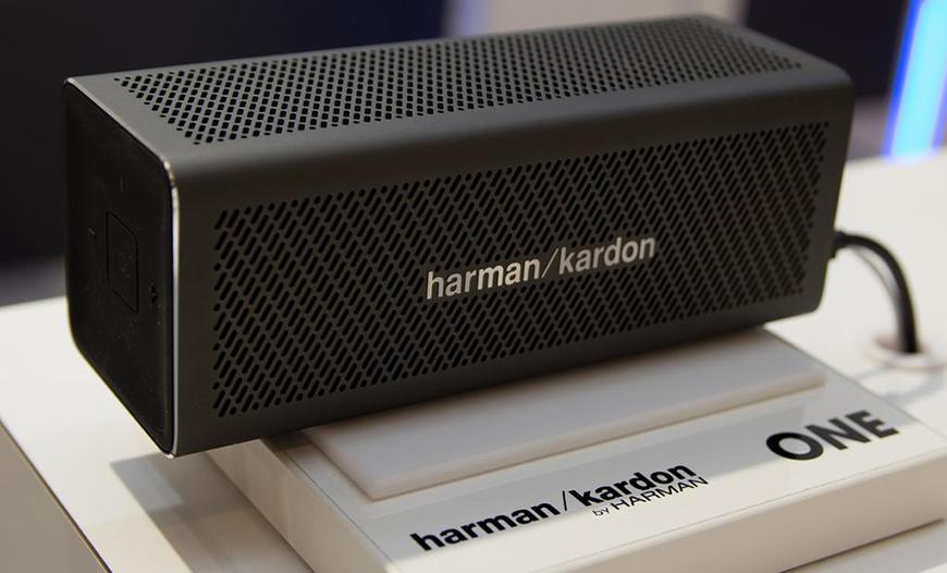 Loa Harman Kardon HK One dep