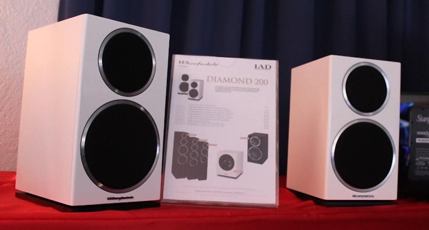 Loa Wharfedale Diamond 210 dep