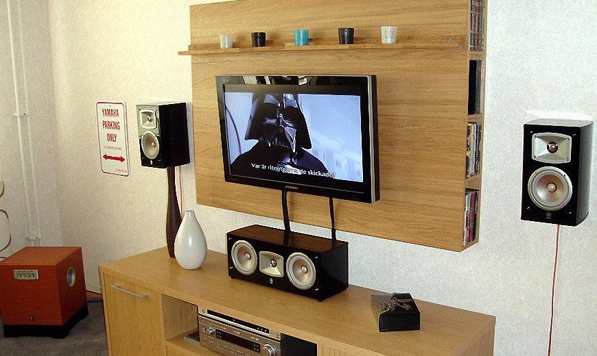 Mảnh ghép bổ sung hoàn hảo cho hệ thống hometheater: loa Yamaha NS-C444