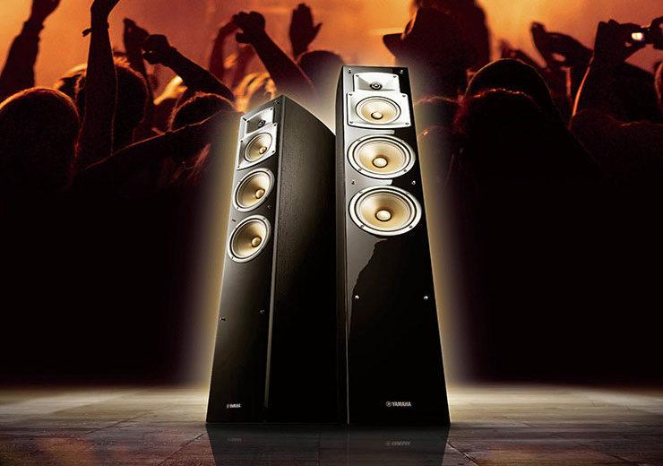 Audio Hà Nội cung cấp loa Yamaha NS-F350 chính hãng