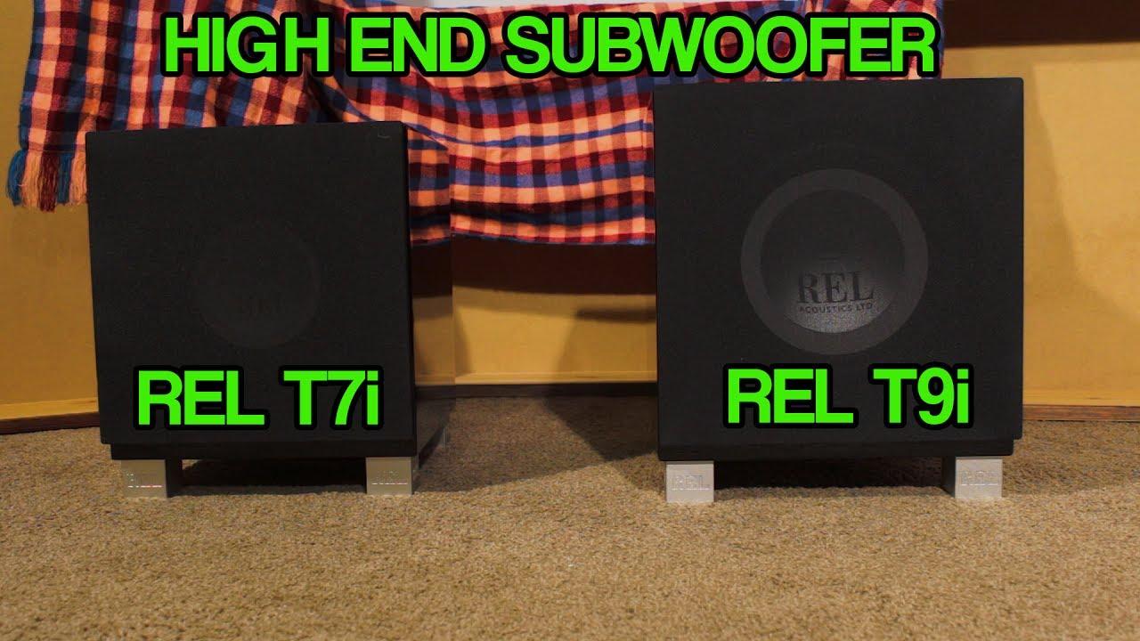 Loa subwoofer Rel T/7i dep