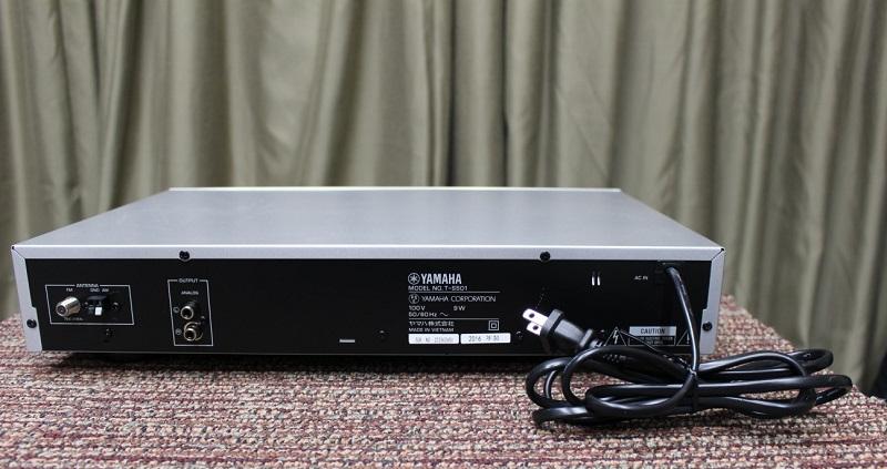 Tuner Yamaha T-S501 mat sau