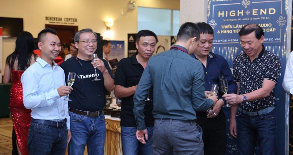 [Vietnam hiend show 2018 TP.HCM] Vietnam Hi-end Show 2018 chính thức khai mạc tại TP HCM