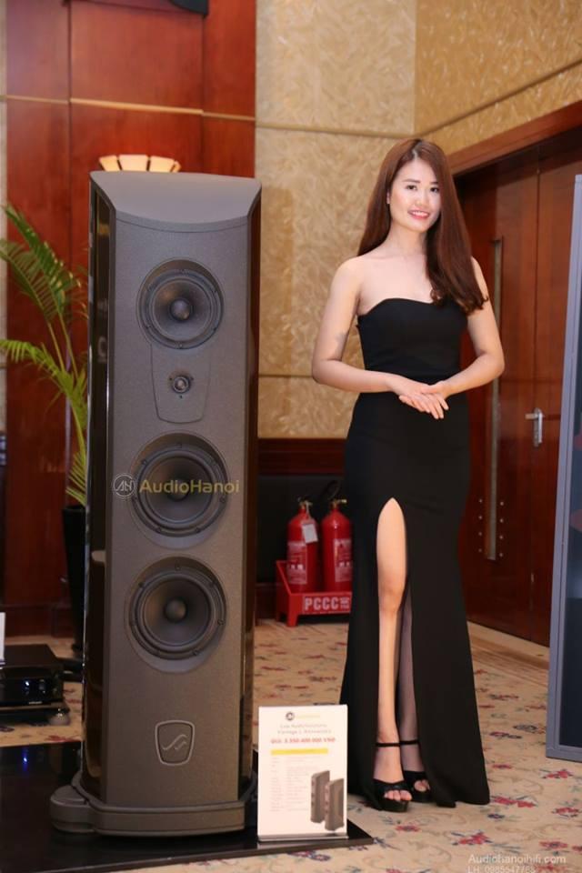 Vietnam Hi-end Show 2018 loa