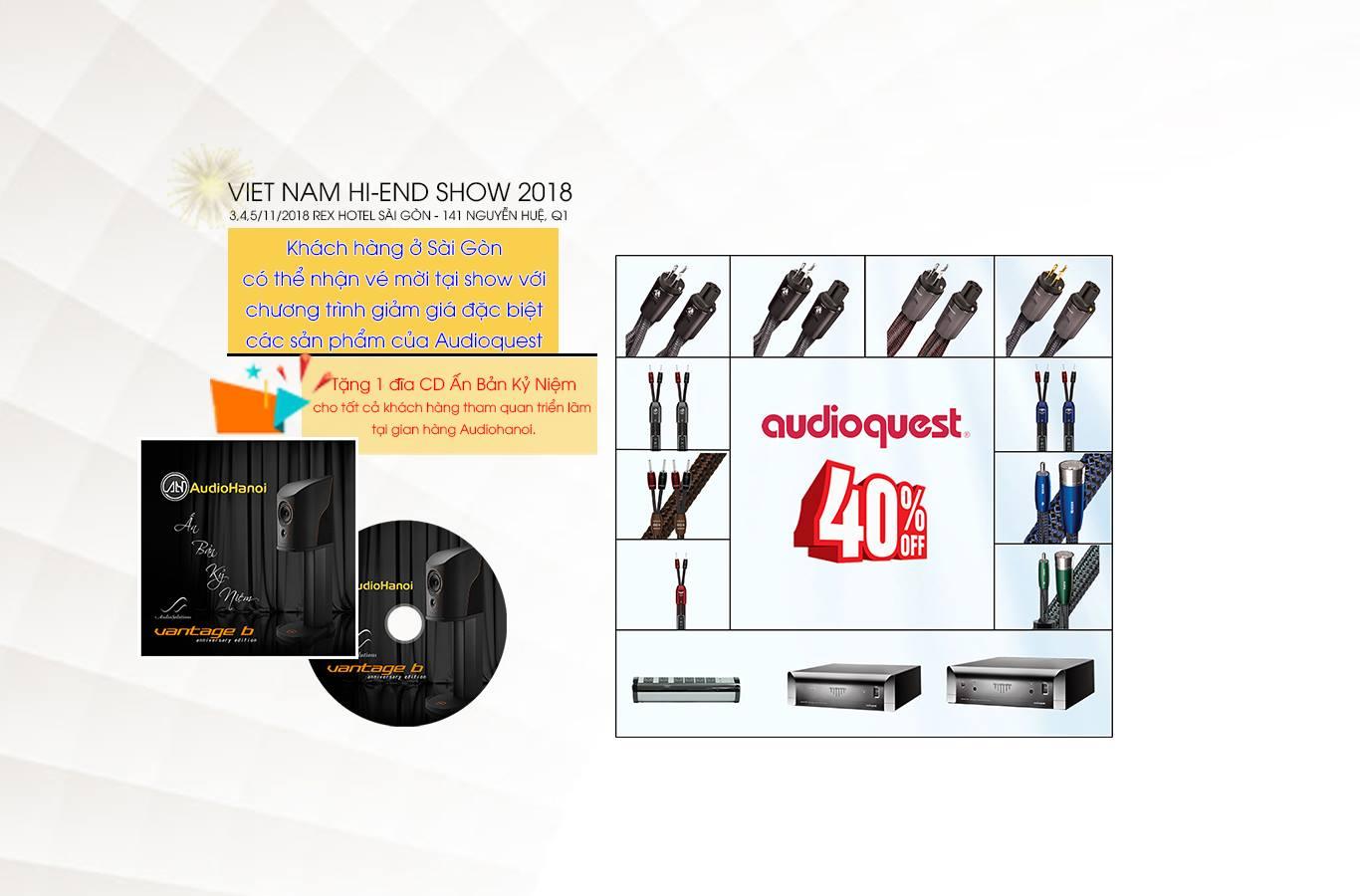 Vietnam Hi-end Show 2018 san pham