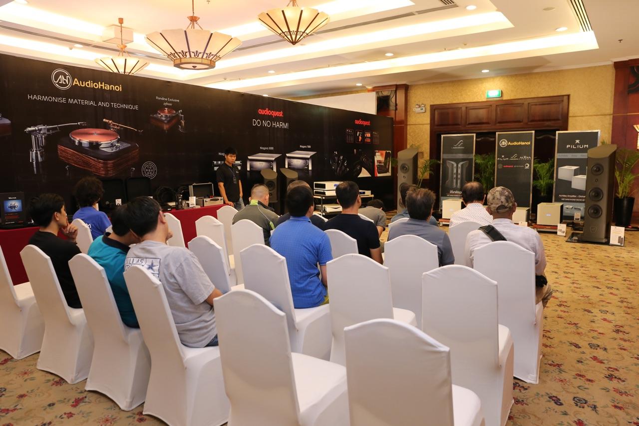 Vietnam Hi-end Show 2018 trien lam