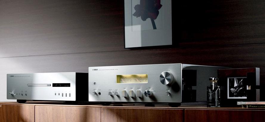 Phiên bản cải tiến hội tụ tinh hoa từ đàn anh Yamaha A-S3000: Ampli Yamaha A-S1100