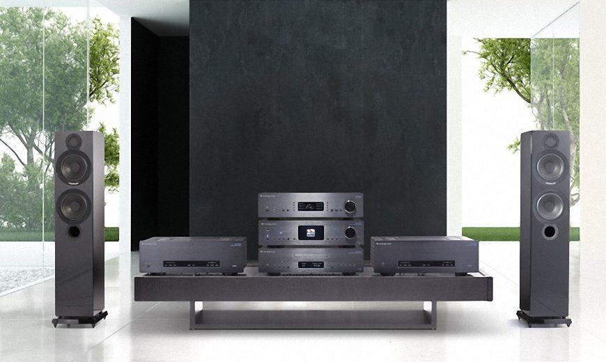 Ampli Cambridge Azur 851A cho trải nghiệm âm thanh vượt trội