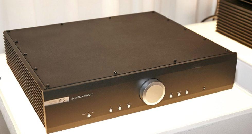 Musical tung ra phiên bản ampli Musical M5 Si chính hãng giá tốt