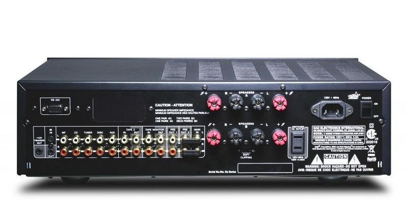 Ampli denon HEOS Amp Wireless mat sau