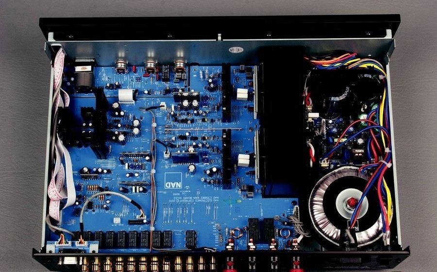 Ampli denon HEOS Amp Wireless chi tiet