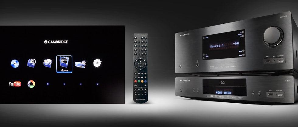 Ampli Cambridge CXR200 cho trải nghiệm âm thanh chất lượng