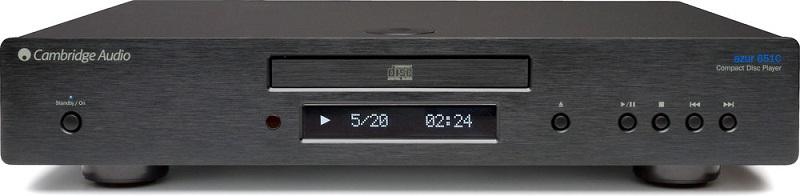 dau CD Cambridge Azur 651C dep