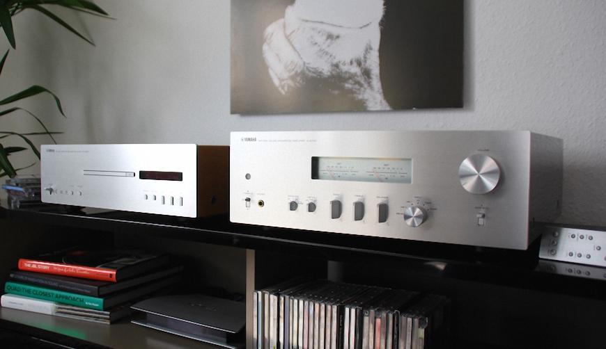 dau CD Yamaha CD-S2100