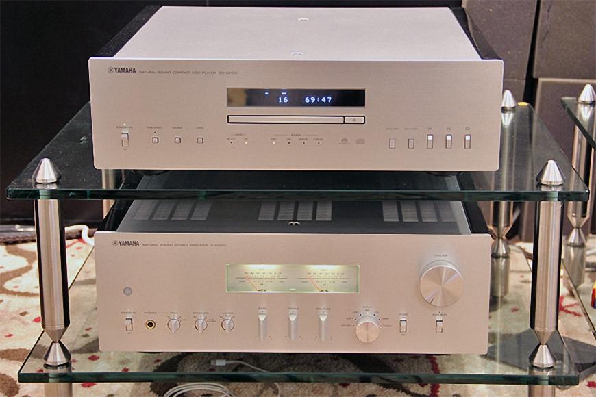 dau CD Yamaha CD-S2100 tot