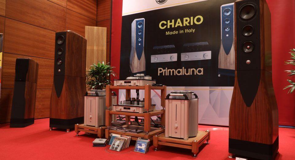 Cặp loa đứng đầu bảng Chario Academy Serendipity của Chario
