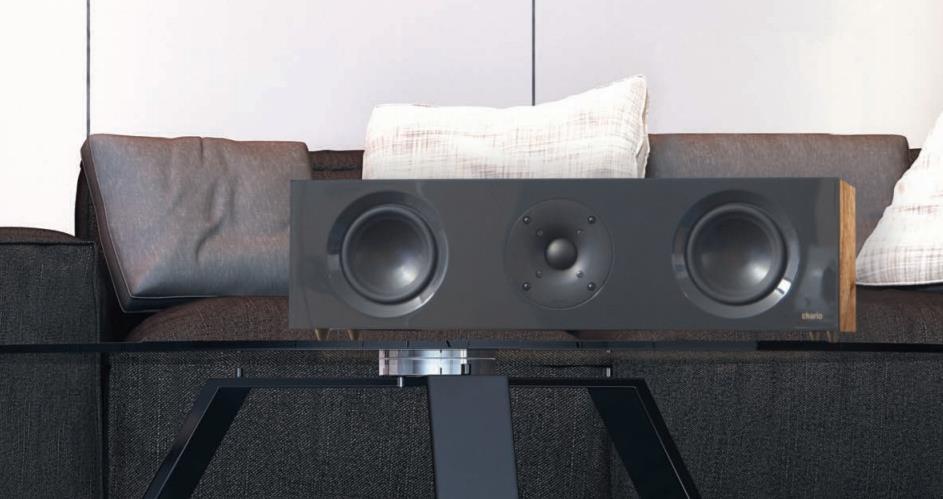 Chario Studio 1013C: mảnh ghép không thể thiếu trong dàn hometheater