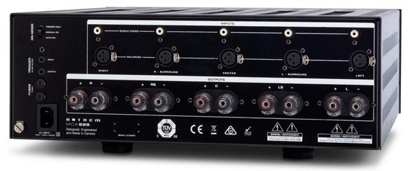 Power ampli Anthem Performance MCA 525 mat sau