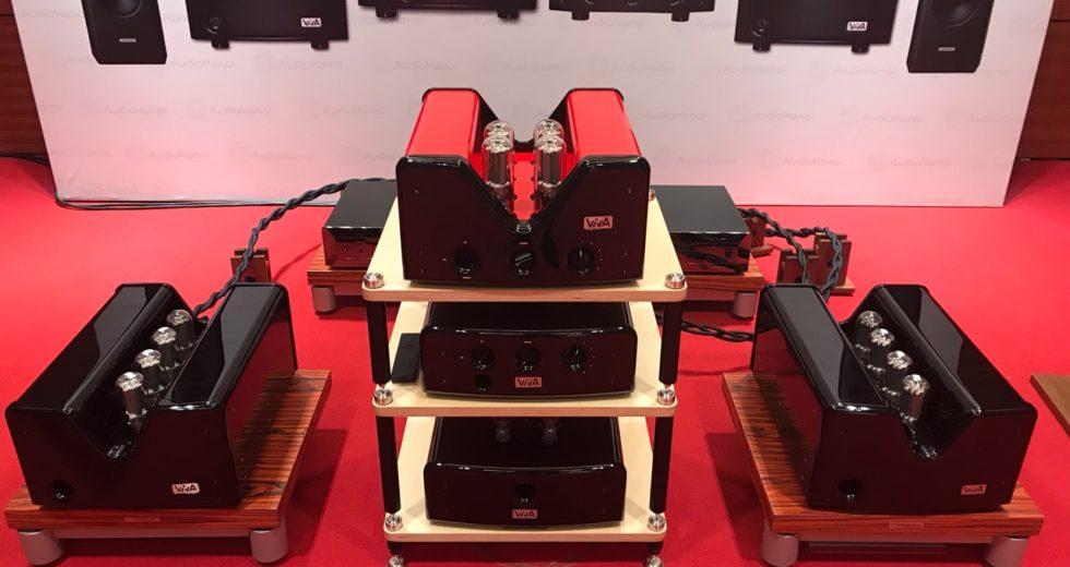 [AV Show 2018 – Hà Nội] Công tác chuẩn bị trước ngày khai mạc triển lãm thiết bị nghe nhìn lần thứ 15 AV Show 2018 – Hà Nội của Audio Hà Nội