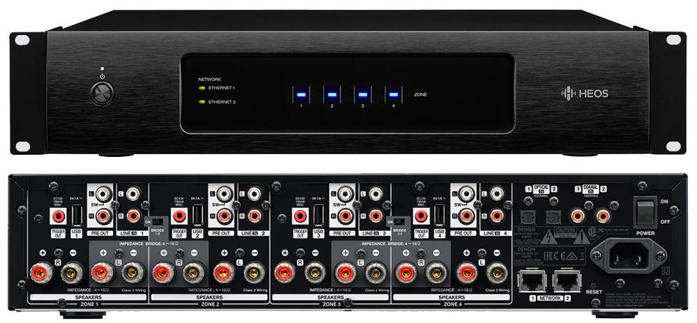 Ampli Denon Heos Drive Streaming dep