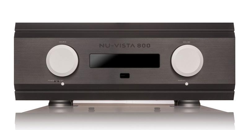 Ampli Musical Nu-Vista 800