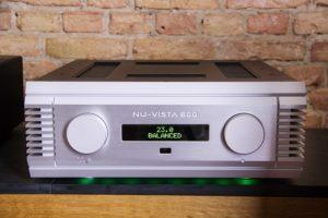 Ampli Musical Nu-Vista 800 chuan