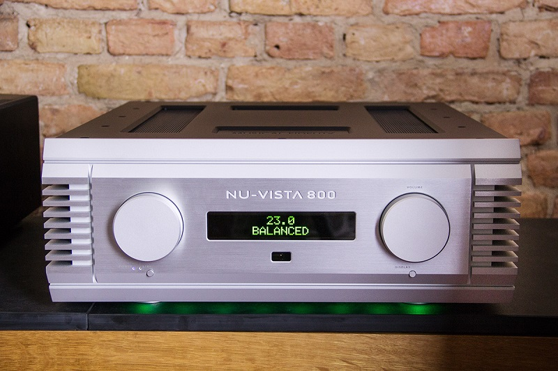 Ampli Musical Nu-Vista 800 chat