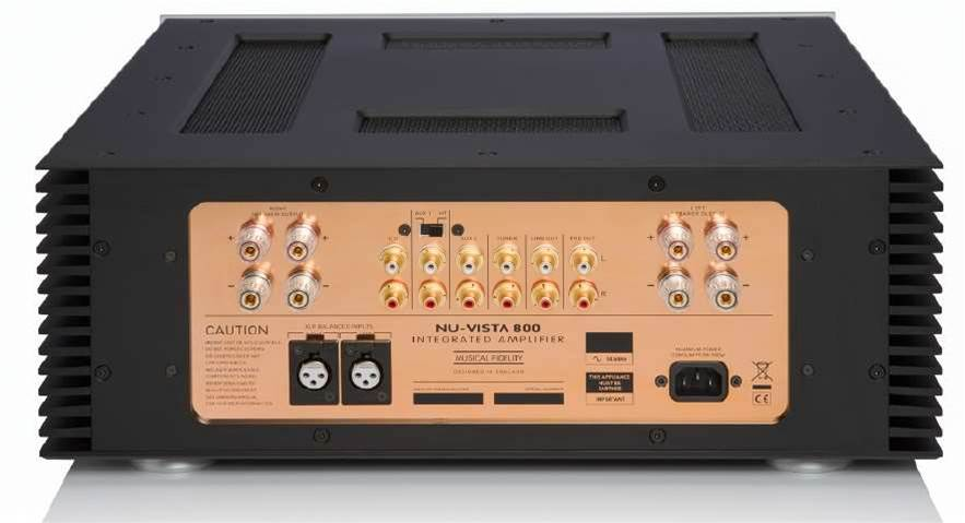 Ampli Musical Nu-Vista 800 mat sau