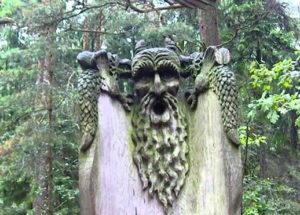 Litva – Ngọn đồi tâm linh nằm trên mũi đất Curonian