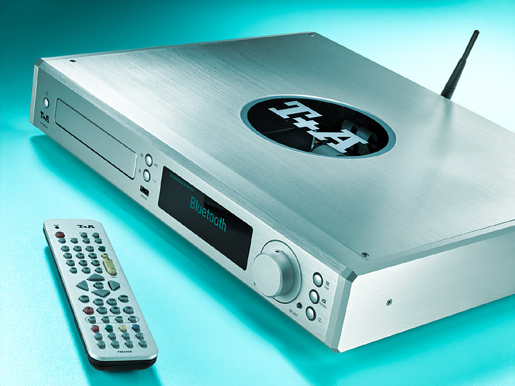 dau CD T+A MP 2000 R MKII chat